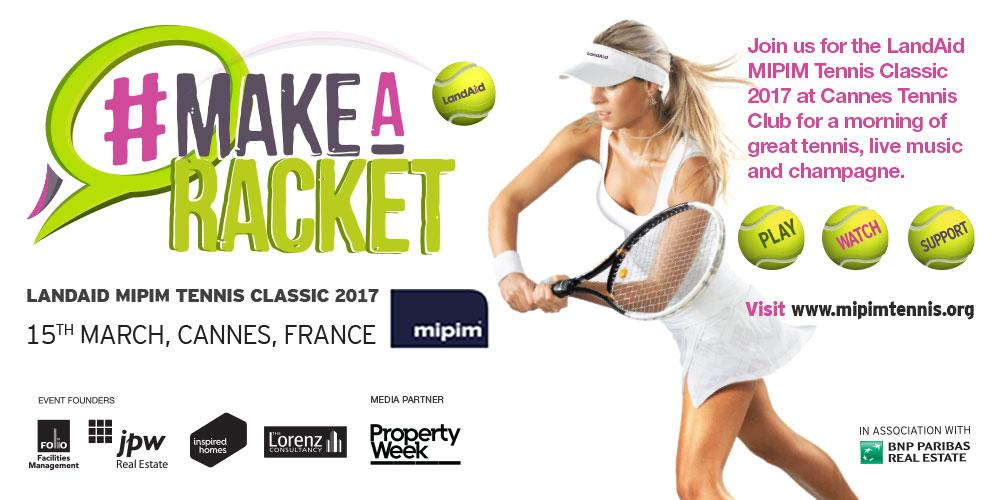 Make a Racket logo