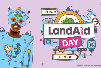 LandAid Day logo