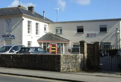 YMCA Cornwall accommodation