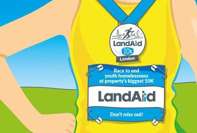 LandAid 10K illustration